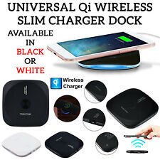 SLIM Universal Qi Wireless Charger Dock Square Charging Pad Mat For LG ThinQ