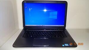 Notebook Dell XPS 15 L502X Core i7 2630QM  2 GHz - 8GB - 128 GB SSD  - Win10