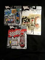 Tech Deck -  Almost Think Sk8 Legends Lot - New Sealed
