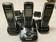 Panasonic KX-TG7431 Cordless Home Phone With 3 Handset's NICE!