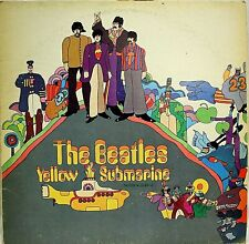 "DISCO 33 GIRI LP 12"" VINILE The Beatles Yellow Submarine (noything is real) 1969"