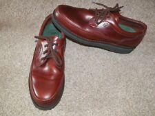 Men's Antique Brown Hushpuppies US 11.5 M The Body Shoe Comfort Curve Walking