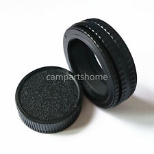 M52 to M42 Adjustable Focusing Helicoid Adapter 17-31mm Macro Extension Tube cap