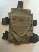 MSA Paraclete Drop Leg Breathers Bag  - bBB019 Coyote - Military #g23