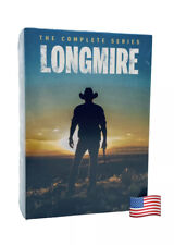 LONGMIRE Complete Series Collection Seasons 1-6 DVD Same day shipping