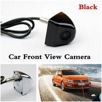 Universal Black Car Front View Parking Assistance Camera 170° HD Night Vision