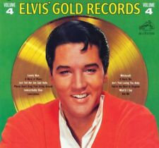 Elvis Gold Records 4 FTD - Follow That Dream CD Set - Graceland
