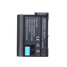 2550mAh EN-EL15 Camera Li-ion Battery For Nikon D7000 1V1 D800 D800E