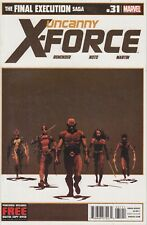 UNCANNY X-FORCE 31     .NM-  ....2012 ..Rick Remender ...  ..Bargain!