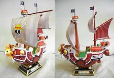 ONE PIECE Thousand Sunny Grand Ship Mugiwara Pirates Paper Model Kit 47*30*58cm