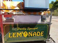 lemonade concession stand read description