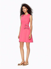 Kate Spade Embellished Bow A-Line Dress UK Size 6 rrp £378 TD075 KK 10