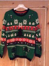 TOPSHOP Christmas Jumper - Size 6