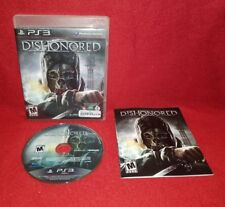 Dishonored (Sony PlayStation 3 PS3, 2012)