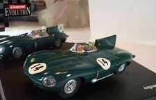 Carrera Evolution 132 Nr.25461 Jaguar D-Type LeMans 1954 in Box #415