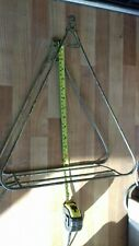 Vintage steel Bike rear pannier rack french tourer tandem 700 630 650b