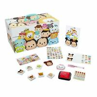 Tsum Tsum Disney Holographic Fantasy Case Playset Ages 4+ Toy Play Gift Design