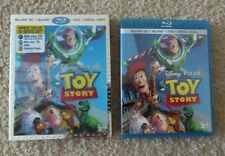 Toy Story 3D Blu-Ray/DVD/Digital 4-Disc Combo Pack with Lenticular Slipcover