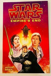 STAR WARS: Empire's End TPB GN Dark Horse Comics 1997 NM/NM+  OOP