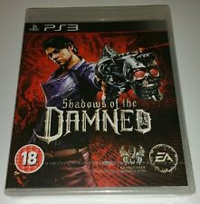 Shadows Of The Damned NEW & Sealed PS3 Game UK PAL Playstation 3 Shadow RARE