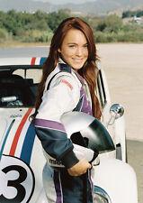 Lindsay Lohan Herbie Fully Loaded POSTER