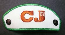 2001 Canada Scout Jamboree - OFFICIAL PARTICIPANTS SCOUTS Neckerchief Woggle