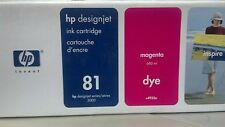 HP 81 Designjet 5000 Series Magenta 680ml Ink Cartridge