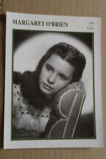 (S24) STARPORTRAITKARTE - Margaret O'Brien