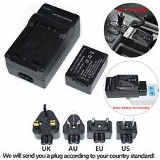 DMW-BMB9 BMB9E BMB9GK BMB9PP Battery for Panasonic Lumix DC-FZ80 FZ80K +Charger