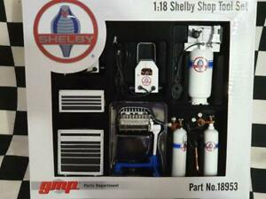 Shelby Automotive 1:18th Shop Tool Set by GMP