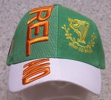 Embroidered Baseball Cap International Ireland NEW 1 hat size fits all