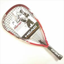 HEAD LiquidMetal Photon Racquetball Racket 3 5/8 Softac Grip Red Black NEW