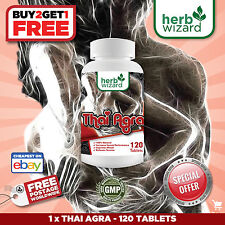 120 Thai-agra Black, Ginseng  Penis Male Enhancement Sex Libido Virility Pills!8