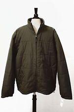 NWT Men's Nautica Quilted Fleeced Lined Winter Jacket Coat