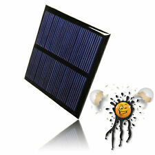 5.5V Mini Solarzelle 60x60 80mA polycrystalline Panel Charger Photovoltaic DIY