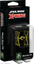 Star Wars X-Wing 2nd Edition Mining Guild TIE Expansion Pack Factory Sealed New