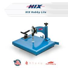 Hix Heat Press Hobby Lite