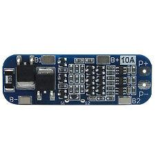3 String 11.1v 12v 12.6v Lithium Battery Protection Board Has Overcharge an O7o6