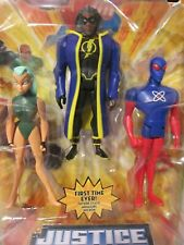 Future Static Aquagirl Micron Justice League Unlimited JLU Action Figure JLA