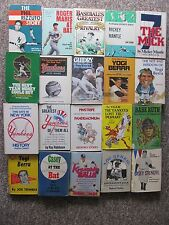 Fantastic NY Yankees Book Collection, 1928-early 2000's. 181 Books