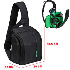 DSLR Shoulder Sling Camera Case Bag For Nikon D90 D300s D600 D700 D800 D800E