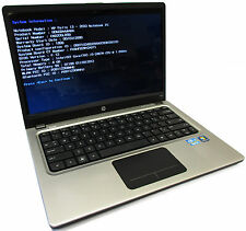 "HP Folio 13-2000 13.3"" Core i5-2467M 1.6GHz 128GB SSD 4GB Windows 10 Pro"
