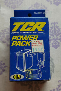 TCR Total Control Racing POWER PACK Input 120 VAC 60 HZ Output 20 VA 10 VA New!