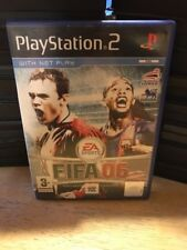 FIFA 06 - PS2 - PlayStation 2 - Game - PAL Region