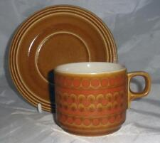 1960-1979 Date Range Hornsea Pottery Cups & Saucers