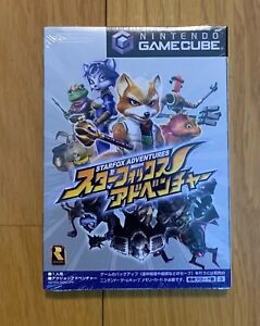 Star Fox Adventures Nintendo Gamecube Japan New! Sealed