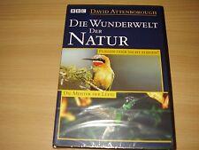 Die Wunderwelt der Natur -Fliegen oder nicht fliegen?- Die Meister -DVD -NEU/OVP