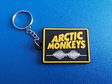 ARCTIC MONKEYS KEY-RING SILICONE RUBBER MUSIC FESTIVAL
