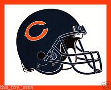 CHICAGO BEARS FOOTBALL NFL HELMET DECAL STICKER TEAM LOGO~BOGO 25% OFF