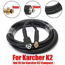 5M 15ft 2300PSI High Pressure Replacement Pipe Hose Fit For Karcher K2 Cleaner